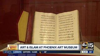 New Phoenix Art exhibit showcases Islamic art through the years