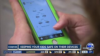 Setting parental controls on your kids' devices