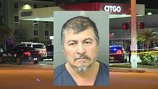 Suspect arrested in deadly Lake Worth Beach gas station shooting