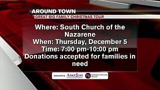 Around Town - Great Big Family Christmas Tour - 12/3/19