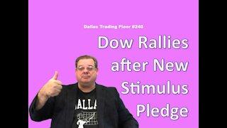 Dallas Trading Floor LIVE Feb 24, 2021