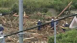 Dozens Of People Dead Or Presumed Dead In Japan Floods