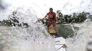 Siloam Springs Kayak Park - Arkansas