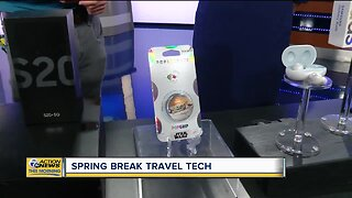 Travel-tastic Tech for your Spring Break Vacation