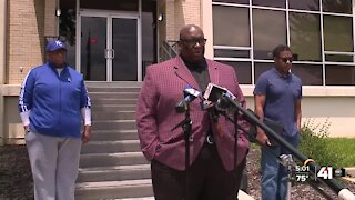 Faith leaders share potential evidence in fatal KCPD shooting with MSHP