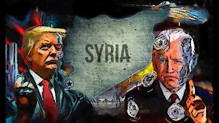 Hypocrisy: Under Trump, Attacks On Syria OK - Under Biden, Not OK - Both Lawless
