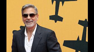 George Clooney likes chores in lockdown