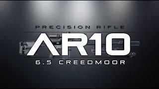 Precision Rifle - 6.5cm Updates