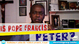 Is Pope Francis the Successor of Saint Peter? 🤷🏿♂️