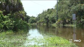 Shelter opens after Elsa floods North Port