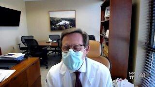 COVID-19 hospitalizations dropping in Kansas City area