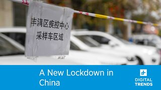A New Lockdown in China