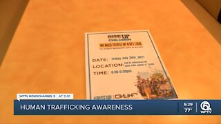 'Rise Up for Children' campaign fights human trafficking