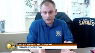 Erie County Senior Services helping seniors