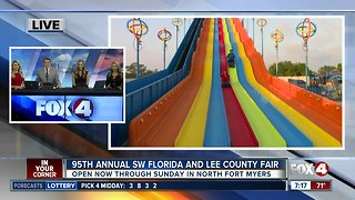 Southwest Florida and Lee County Fair underway in North Fort Myers
