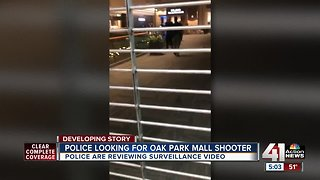 Witnesses tell of confusion, shock after shots fired at mall