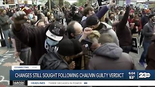 Kern County leaders say Chauvin trial is just the beginning