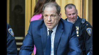 Harvey Weinstein stripped of CBE by The Queen
