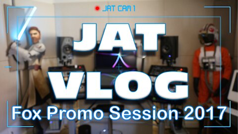 JAT Vlog: Fox Sunday Promo Session