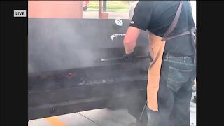Firing Up the Grill with Famous Dave's