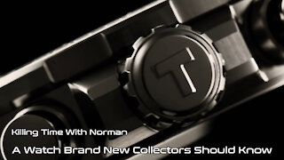 A Watch Brand New Collectors Should Know : Tissot
