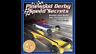 Pinewood Derby Car Racing