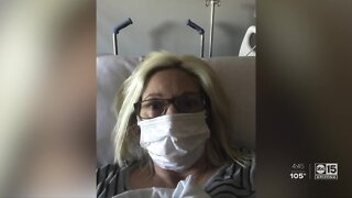 Valley woman recovers from COVID-19