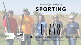 Iowa Outdoor Adventures - Introduction to Sporting Clays