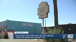Community rallies to keep The Rhythm Room afloat