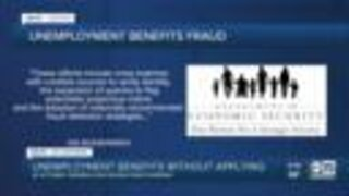 Unemployment benefits without applying