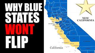Why Democrats wont let Blue States Split