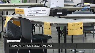 Detroit city clerk preparing for Election Day