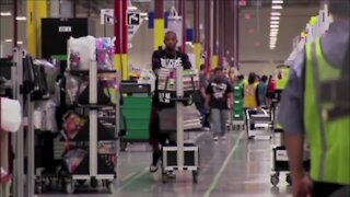 Amazon confronted over tax breaks