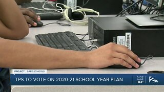 TPS to vote on 2020-21 school year plan