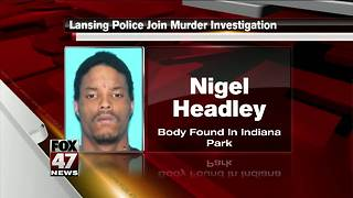 Lansing police join Indiana homicide investigation
