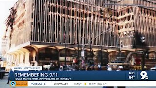 Man in Arizona remembers being part of the military response on 9/11