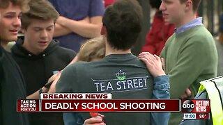 1 killed, multiple injured in shooting at STEM School in Colorado