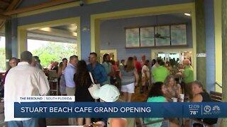 New beachfront bar, restaurant opens in Stuart