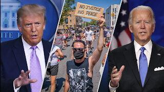 Trump vs. Biden 2020: Justice | Ep 295