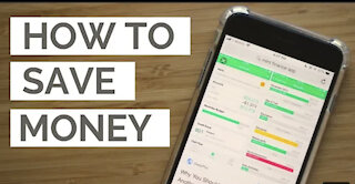 How to Save Money | Minimalist Personal Finance to Save $10,000 a Year.