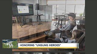 Honoring Cleveland's 'unsung heroes'