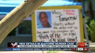 Court documents reveal graphic details in the murder investigation of 13-year-old Patricia Alatorre