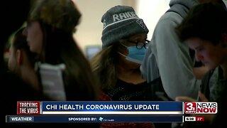 CHI Health gives coronavirus update