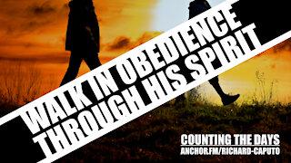 Walk in Obedience Through HIS SPIRIT