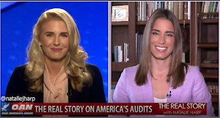 The Real Story - OAN Expanding America's Audit with Christina Bobb