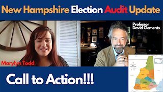 New Hampshire Election Audit Update!!!!