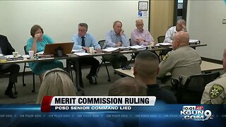 PCSD Lieutenant speaks out about perjury charge against sheriff