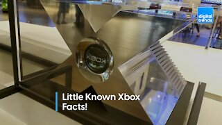 Five things you didn't know about Xbox