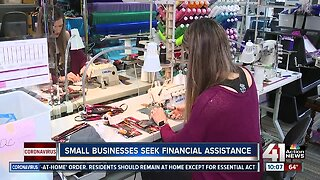 Small businesses navigate options for financial assistance amid COVID-19 crisis