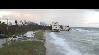 Beaches now closed across Treasure Coast